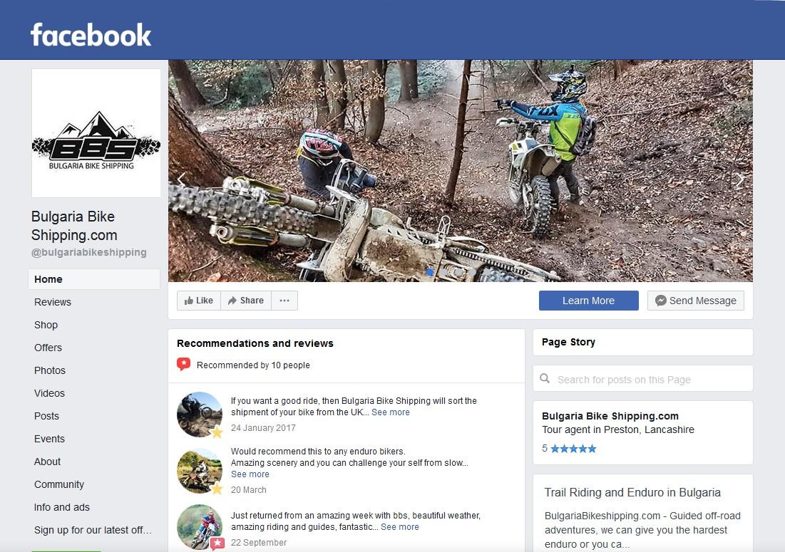BBS On Facebook
