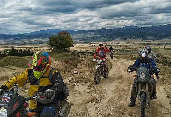 View Our Motorcycle Adventure Tours