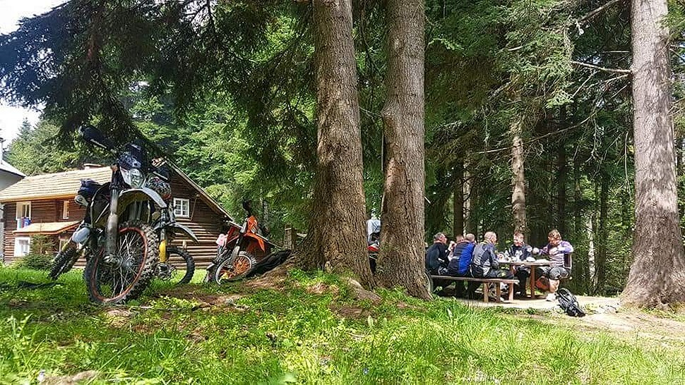 Why Bulgaria for a motorcycle trail riding holiday?